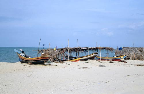 kuantan fishing boats-AsiaPhotoStock