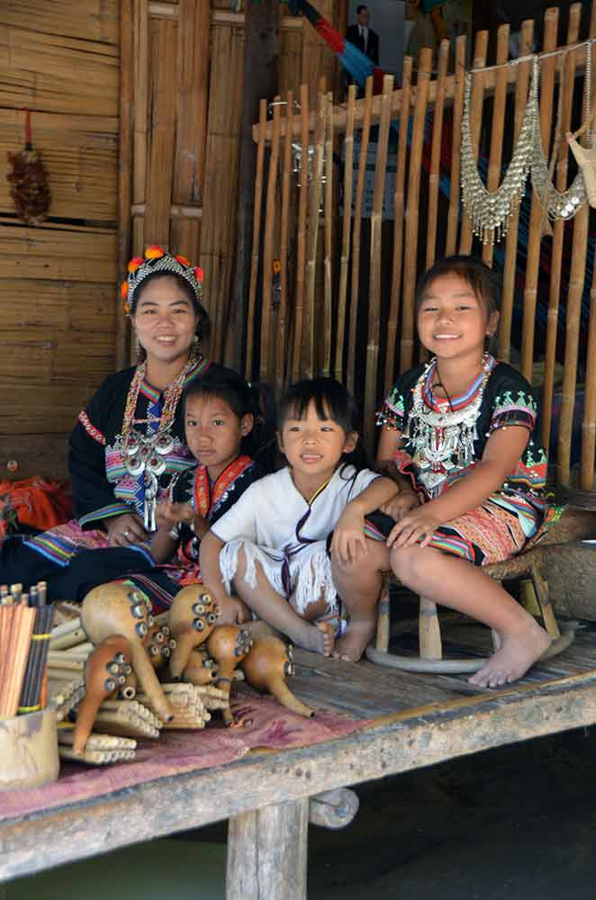 lahu children-AsiaPhotoStock