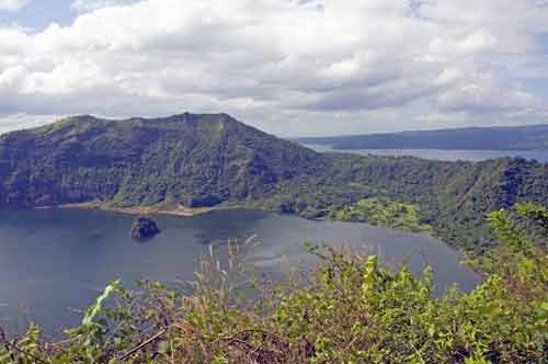 lakes at taal-AsiaPhotoStock