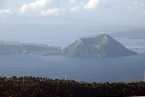 taal cone-AsiaPhotoStock