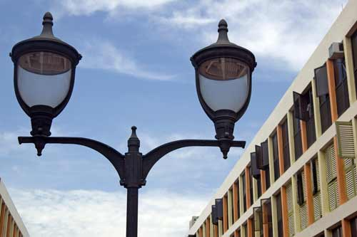 two lamps-AsiaPhotoStock
