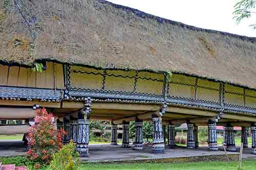 longhouse walls-AsiaPhotoStock