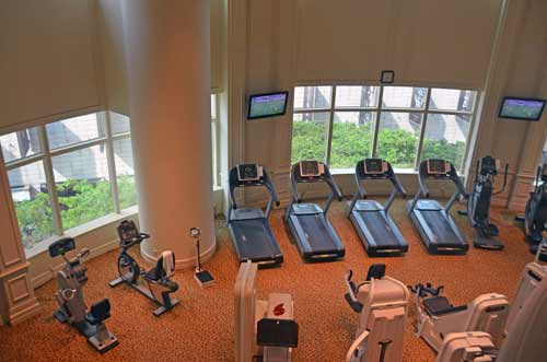 marriott gym-AsiaPhotoStock