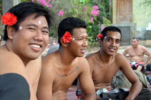 men of kecak-AsiaPhotoStock