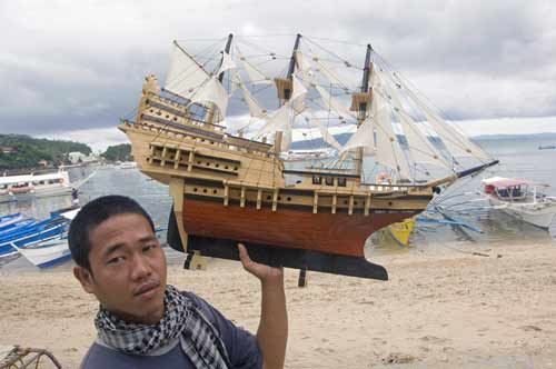 model ship seller-AsiaPhotoStock