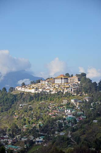 monastery at tawang-AsiaPhotoStock