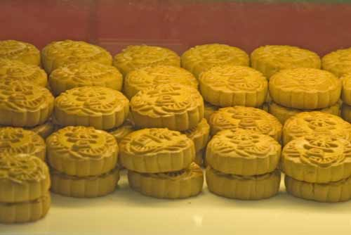 moon cakes singapore-AsiaPhotoStock