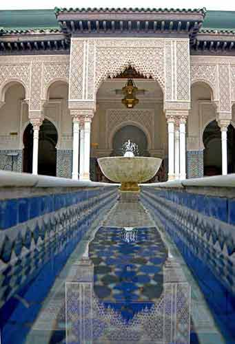 moroccan palace-AsiaPhotoStock