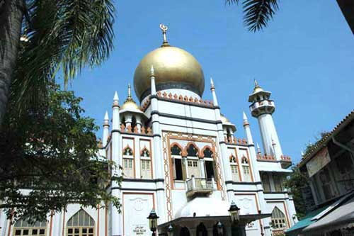 sultan mosque-AsiaPhotoStock