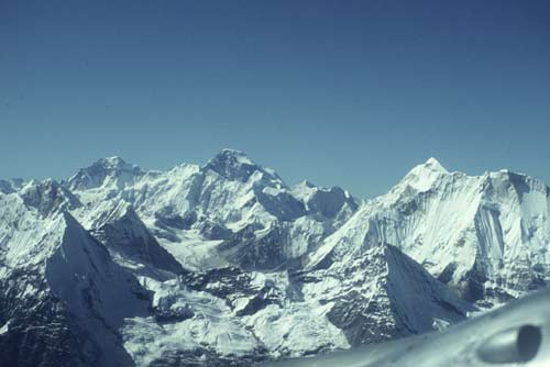 flight to mount everest-AsiaPhotoStock