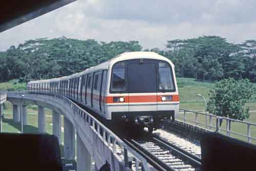 mrt train-AsiaPhotoStock