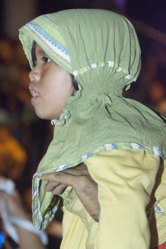 muslim child-AsiaPhotoStock