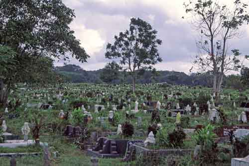 muslim cemetry-AsiaPhotoStock