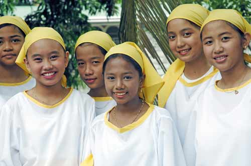filipina missionaries-AsiaPhotoStock