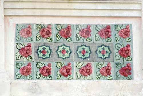 traditional tiles-AsiaPhotoStock