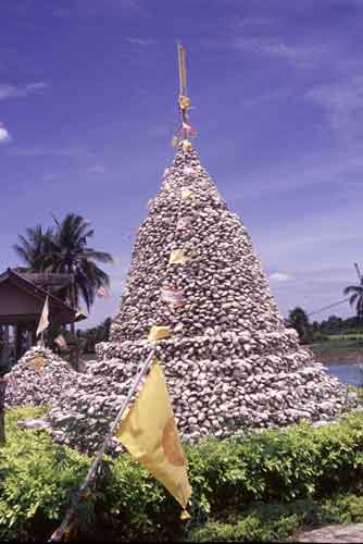 oyster shell temple-AsiaPhotoStock