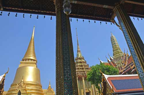 palace in bangkok-AsiaPhotoStock