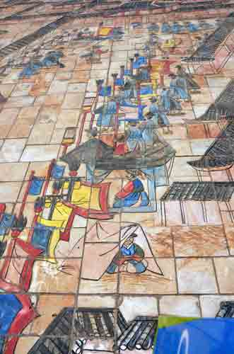 pavement tiles-AsiaPhotoStock