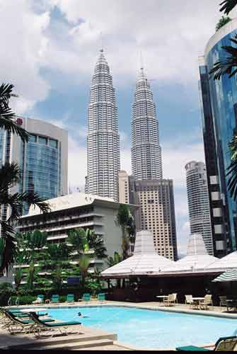 petronas towers-AsiaPhotoStock