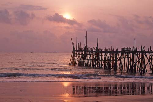 pier at tioman-AsiaPhotoStock