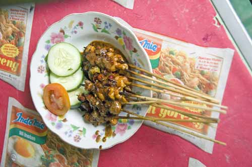 rabbit satay-AsiaPhotoStock