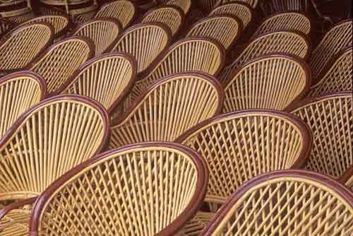 rattan chairs-AsiaPhotoStock