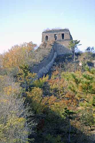 remote great wall china-AsiaPhotoStock