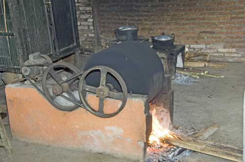roasting coffee beans-AsiaPhotoStock