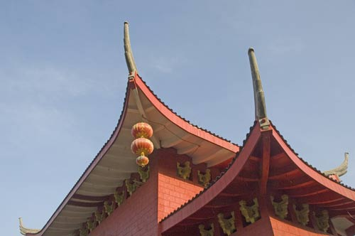 roof chinese temple-AsiaPhotoStock