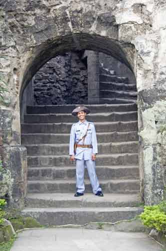 intramuros security-AsiaPhotoStock