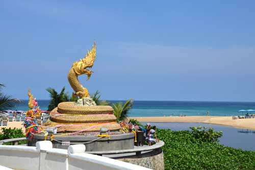 shrine karon beach-AsiaPhotoStock