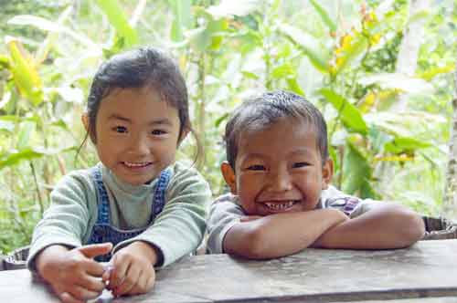 two children-AsiaPhotoStock