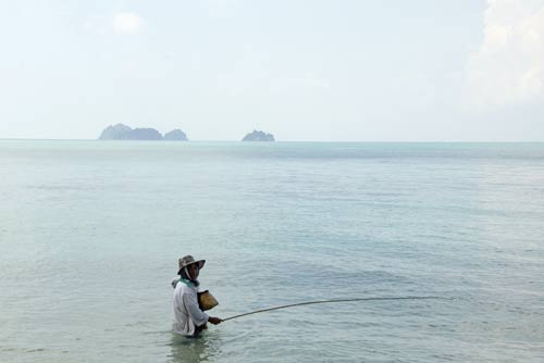 fishing five islands-AsiaPhotoStock