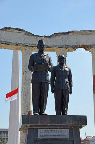 soekarno and hatta-AsiaPhotoStock