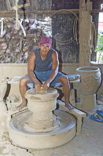 potters wheel-AsiaPhotoStock