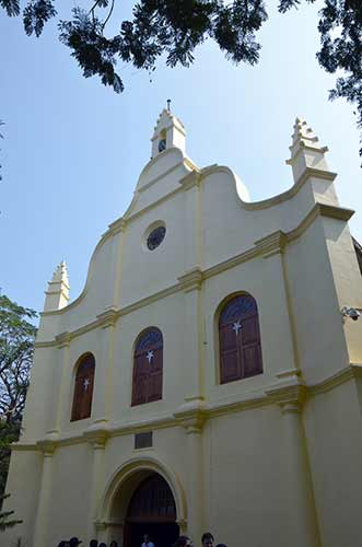 st francis cochin-AsiaPhotoStock