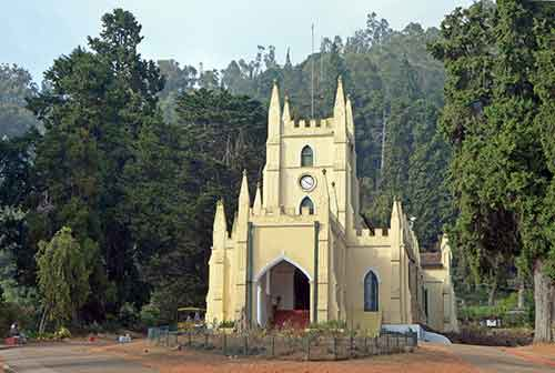 st stephens ooty-AsiaPhotoStock