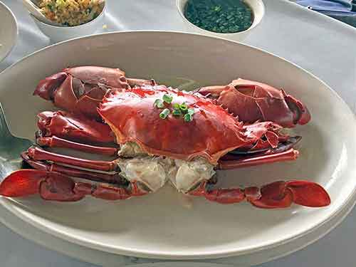 steam crab-AsiaPhotoStock