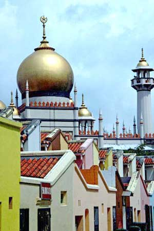 sultan mosque singapore-AsiaPhotoStock