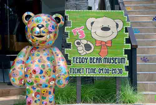 teddy bear museum-AsiaPhotoStock