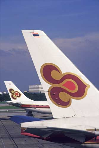 thai airways-AsiaPhotoStock