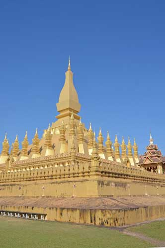 that luang vientiane-AsiaPhotoStock