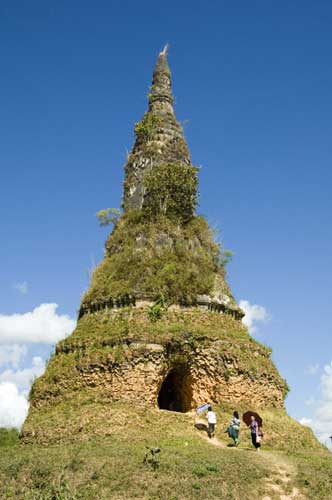 that stupa-AsiaPhotoStock
