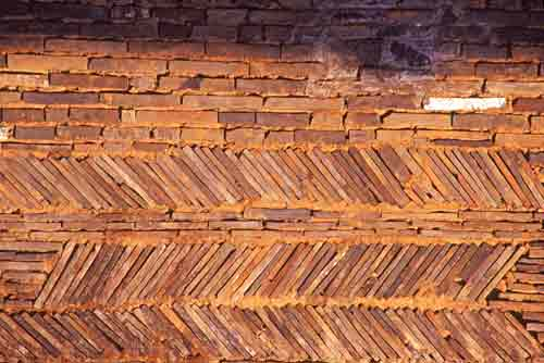 ancient tiles-AsiaPhotoStock
