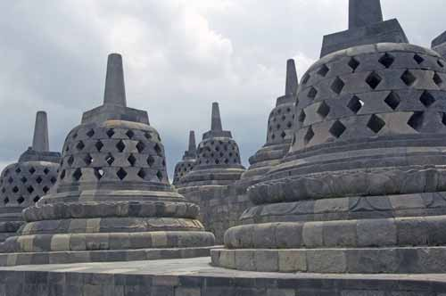 top of borobudur-AsiaPhotoStock