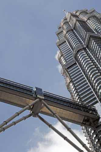 tower of petronas-AsiaPhotoStock