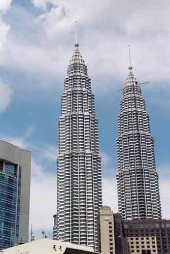 kl petronas towers-AsiaPhotoStock
