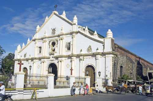vigan cathedral-AsiaPhotoStock