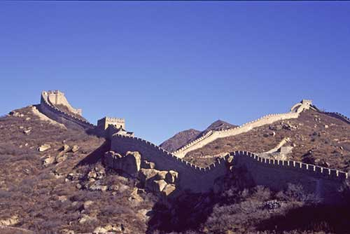 Great Wall-AsiaPhotoStock