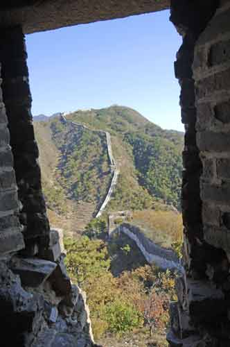 great wall lookout-AsiaPhotoStock
